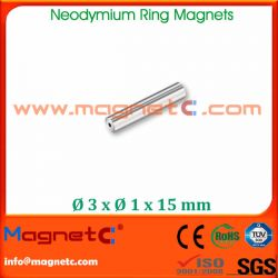 Permanent Tube & Bar Magnet