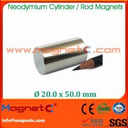 Rod/Cylinder Neodymium Magnet