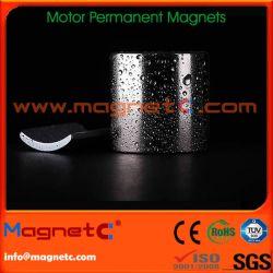 Tile Shape DC Motor NdFeB Magnets