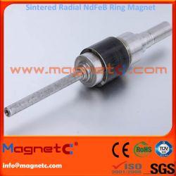 Sintered Radially Neodymium Iron Boron Magnets