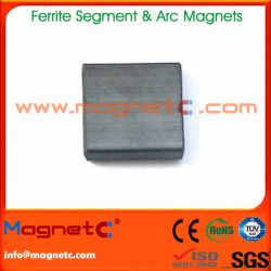 China Motor Ferrite Magnets For Sale