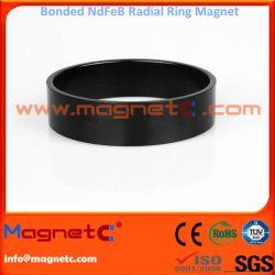 Plastic Bonded Radiation Ring Magnet
