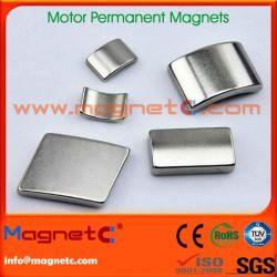 Arc Permanent Torque Motor NdFeB Magnets