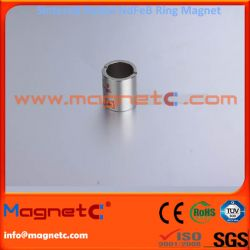 Super Radial Neodymium Ring Tube Magnet N40H