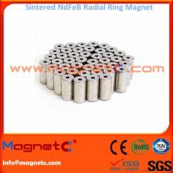 Permanent Radial Ring Magnets for AC Servo-motors
