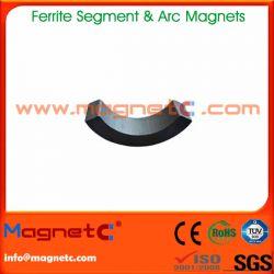 Segment Sintered Ferrite Magnet