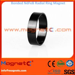 Radial Ring Bonded NdFeB Permanent Magnet