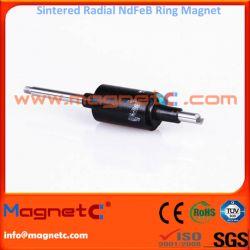 Rotor Radial Sintered NdFeB Rings Epoxy Resin