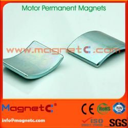 Torque Motor Permanent Magnets Color Zn