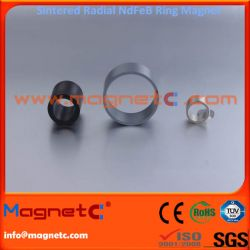 Neodymium Iron Boron Radial Sintered Rings