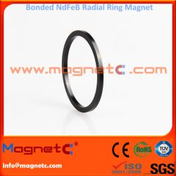 Plastic Bonded Rare Earth Magnet Ring