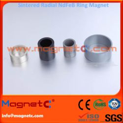 Radial Orientation NdFeB Ring Permanent Magnets