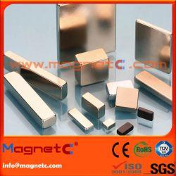 Rectangle NdFeB Magnet Ni Expoy
