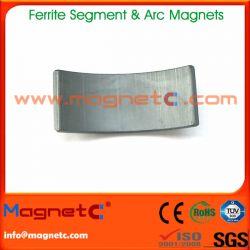 Segment Ferrite Permanent Magnet For Motor