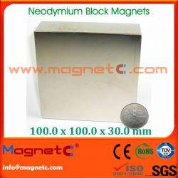 Rare Earth Neodymium Rectangular Magnet