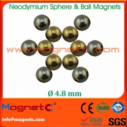 Small Sphere Shape Neo Magnets