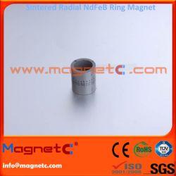 Thin Radial Ring NdFeB Magnet