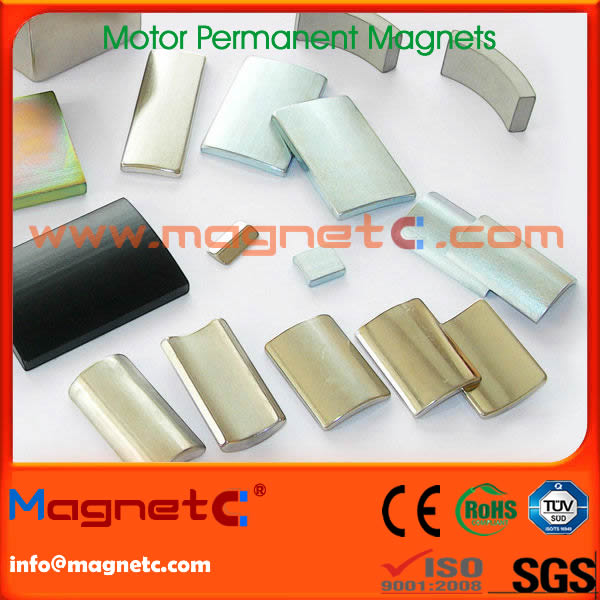 Neodymium Switched Reluctance Electric Motor Magnet