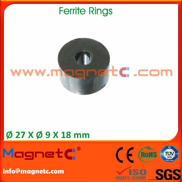Ring Sintered Ferrite (Ceramic) Magnet