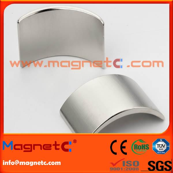 Rare Earth Neodymium Segment Magnet