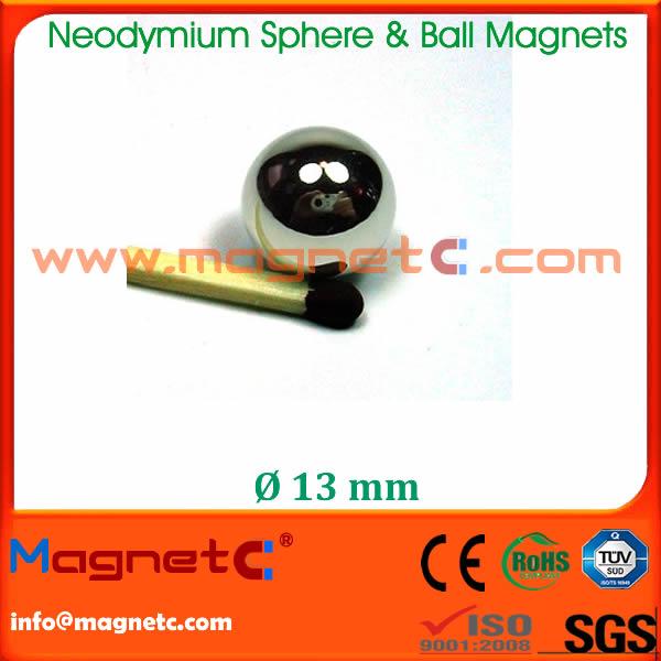 N38 Neodymium Sphere/Ball Magnet