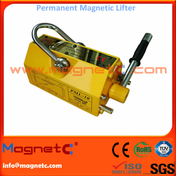 Super Strong Magnetic Lifter