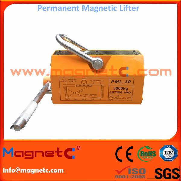 Permanent Magnetic Lifter 3000kg