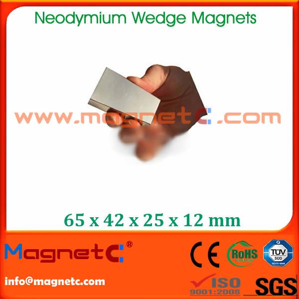 Permanent Rare Earth Motor Magnets