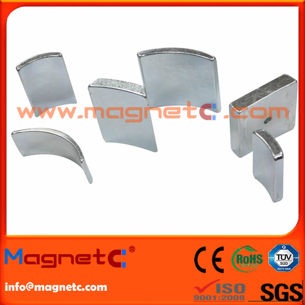 Segment Strong Permanent Magnet