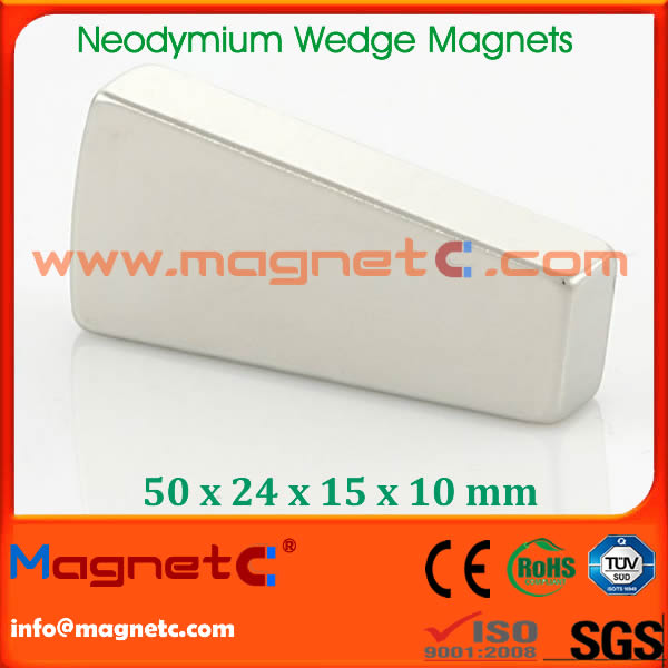 Wedge Magnets