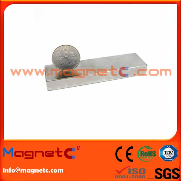 Permanent Neodymium Linearmotor Magnets