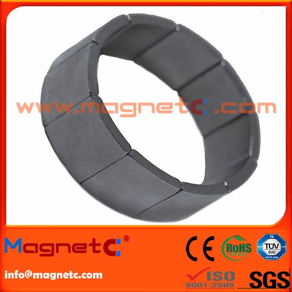 Sintered NdFeB Rotor Arc Magnets