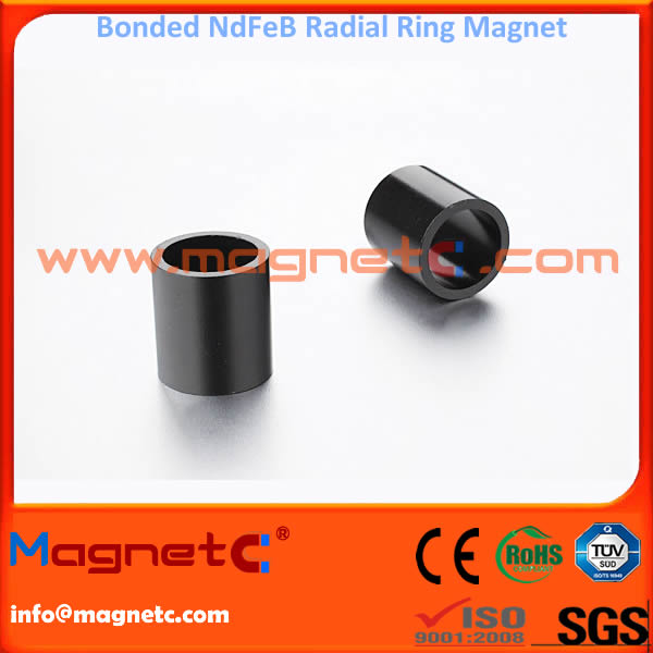 Thin Wall Radially Aligned Neodymium Magnets