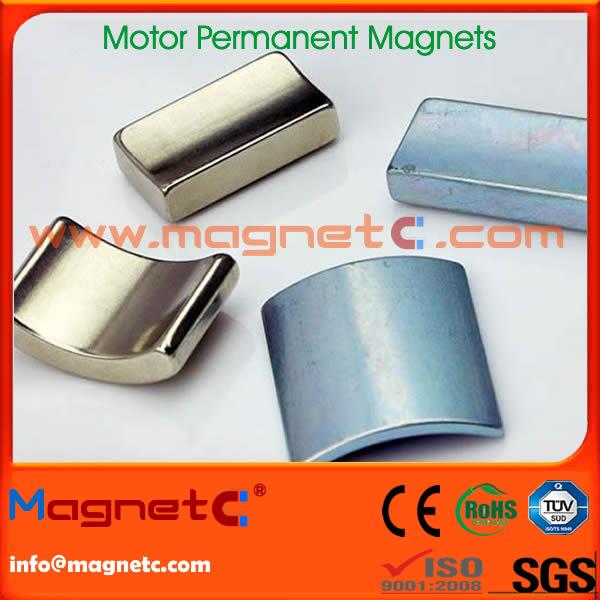 Universal Motor Super Permanent Magnets